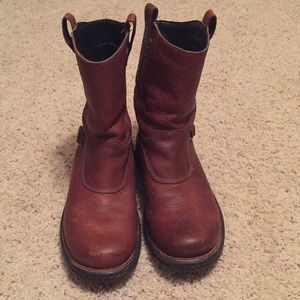 Schmidt boots size 10m in great shape